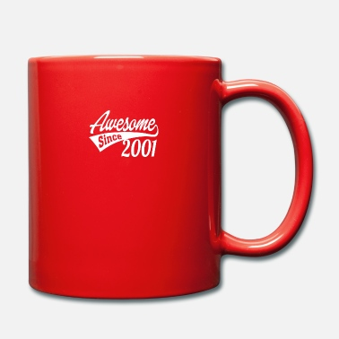 Awesome Since Awesome Since 2001 - Full Colour Mug