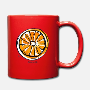 Fruit Fruit de fruit orange Fruit - Mug