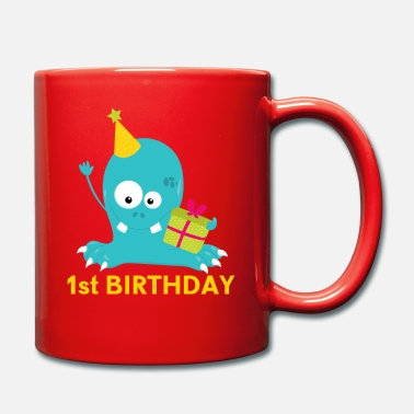 1st Birthday 1st birthday - Mug