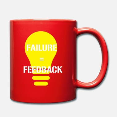 Pun &amp Funny Feedback Tshirt Designs Failure Feedback - Mug