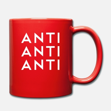 Anti Anti anti anti - Tazza