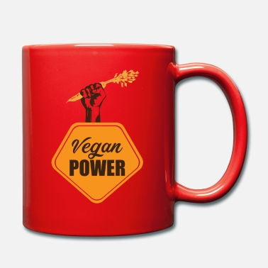 Health Vegan Power Health - Mug uni