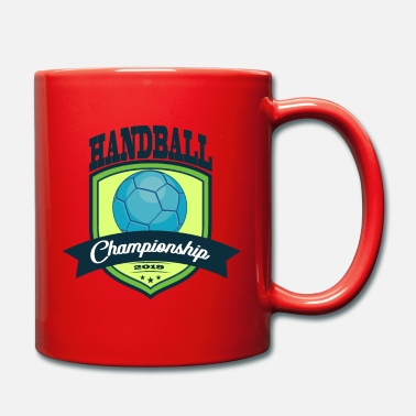 World Championship Handball Championship World Championship - Mug