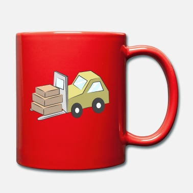 For Children Forklift for children - Mug