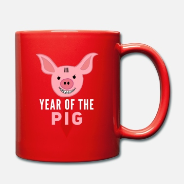 Year Of The Year Of The Pig - Tasse