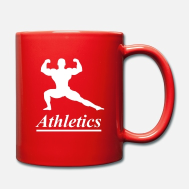Athletic Athletics athlete - Mug