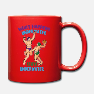 Funny Water Funny Water Poloer Gift Water Polo Quote - Mug