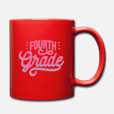Grade Fourth grade 4th grade Fourth grade - Mug