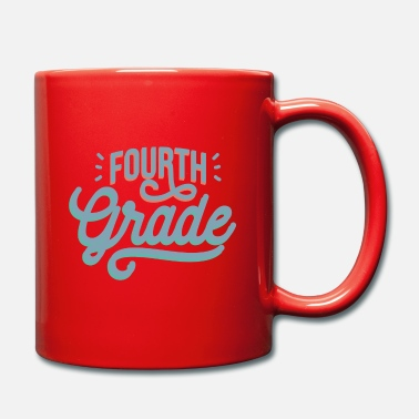 Grades Fourth grade 4th grade Fourth grade - Mug