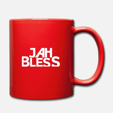 Bless You Jah Bless God bless you God bless you Israelites - Mug