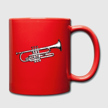 Trumpet - Full Colour Mug