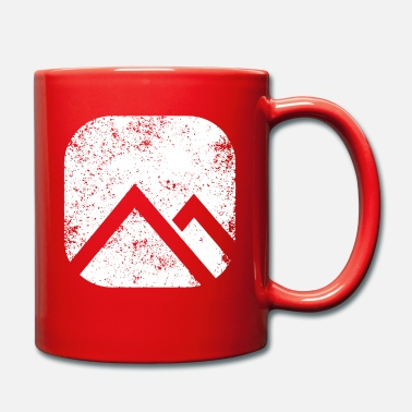 Shape SHAPES SHAPES GRUNGE - Mug uni