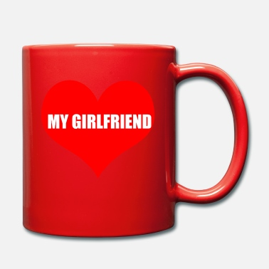 Girlfriend girlfriend - Mug