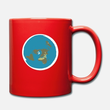 Map map - Full Colour Mug