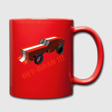 Bolide Off Road fan - Mug uni