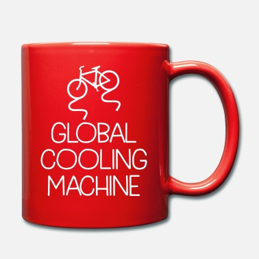 Global Vélo MACHINE refroidissement global - Mug