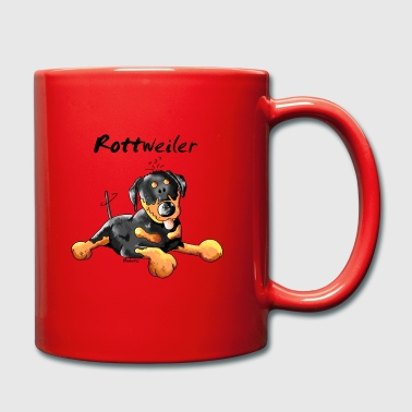 Dolce Rottweiler - Cane - Cani - Tazza monocolore