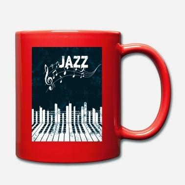 Trombone Jazz Hip Hop Rap Music - Mug