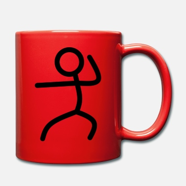 Stick Man stick man - Full Colour Mug