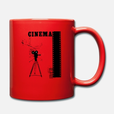 Cinema CINEMA - Full Colour Mug