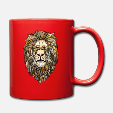 Tribal King - Mug