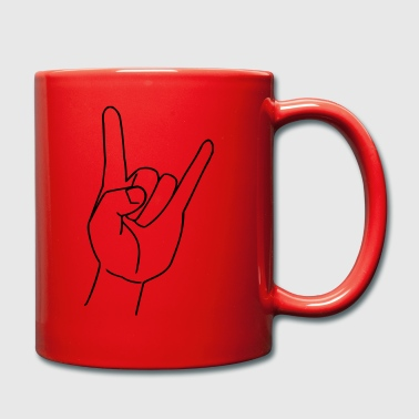 Heavy Metal .. - Full Colour Mug
