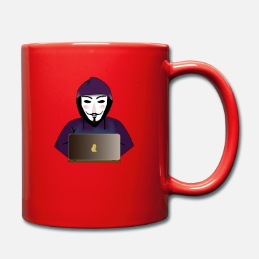 We Are The 99 Percent hacker - Mug