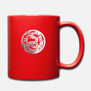 Chinois Signe du zodiaque chinois Serpent - Mug
