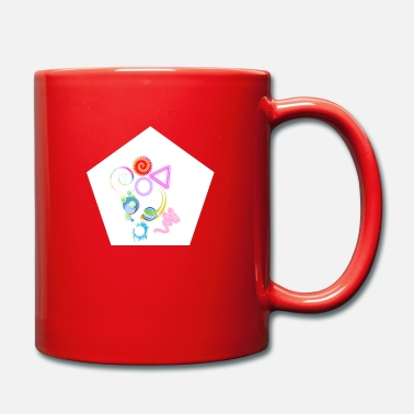 Shape Shapes - Mug