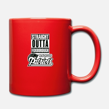 England New England Patriots - Straight Outta Foxborough - Tasse