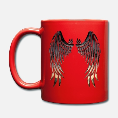 Wing Wings wings - Mug