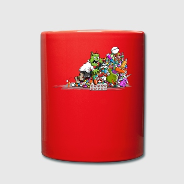 Dr. Zombie - Full Colour Mug