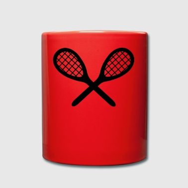 2541614 11725640 Tennis - Full Colour Mug