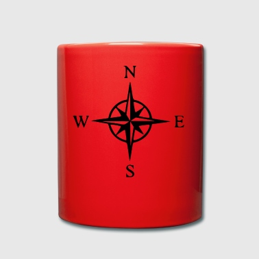 compass - Full Colour Mug