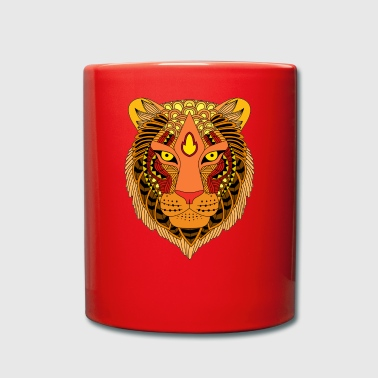 Tiger - Full Colour Mug