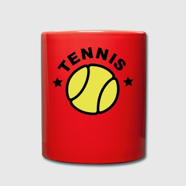 2541614 15795710 Tennis - Full Colour Mug