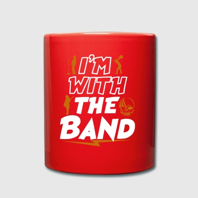 Im With The Band - Full Colour Mug
