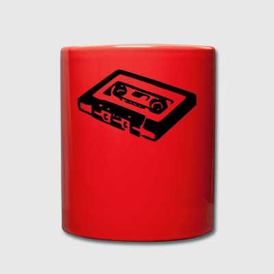 Audio Cassette - Full Colour Mug
