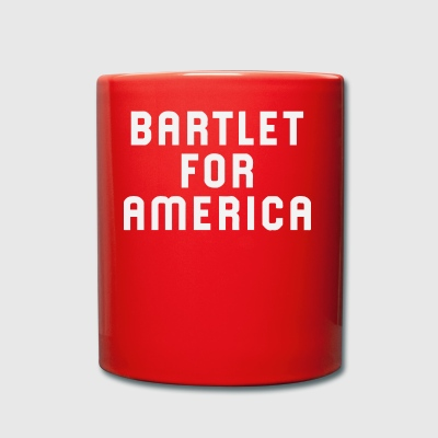 Bartlet For America - Full Colour Mug