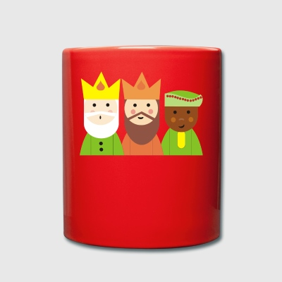 Holy 3 Kings - Full Colour Mug