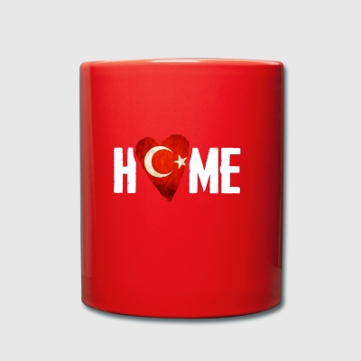 HOME TURKEY HEIMATLAND TURKEY LAND Türkiye - Full Colour Mug