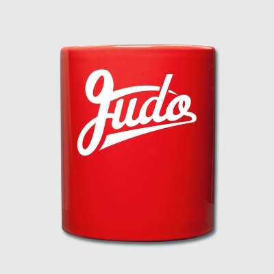 judo - Full Colour Mug