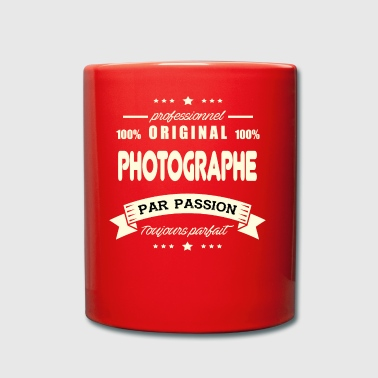 Photographe Original - Tasse en couleur