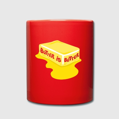 Butter Is Better Great Chef Cooking - Full Colour Mug