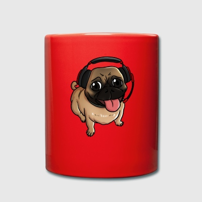 Logo de Shiffed - Tasse en couleur