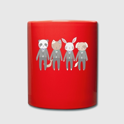 Boys Out - Tasse einfarbig