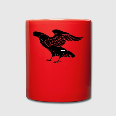 Crow - Full Colour Mug