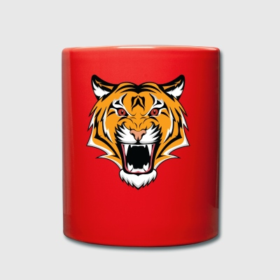 Tiger Merch - Tasse en couleur