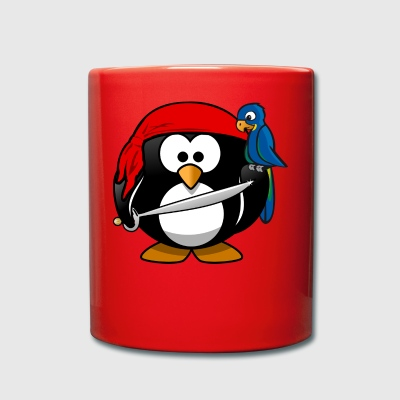 Pirate Penguin - Tasse en couleur