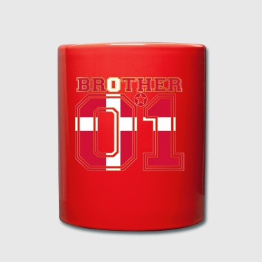 brother brother brother 01 partner Denmark - Full Colour Mug